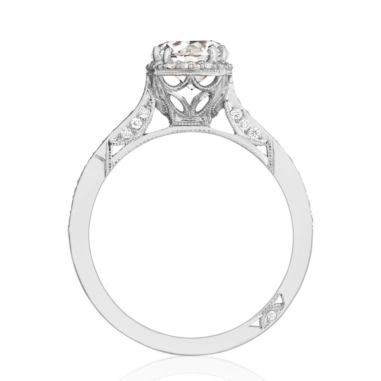 Tacori Dantela Engagement Ring 2620RDSMP