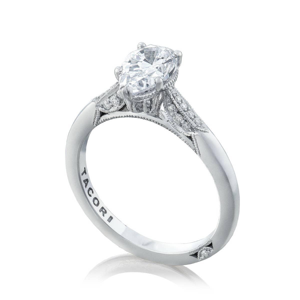 Tacori Engagement Rings - 2651ps