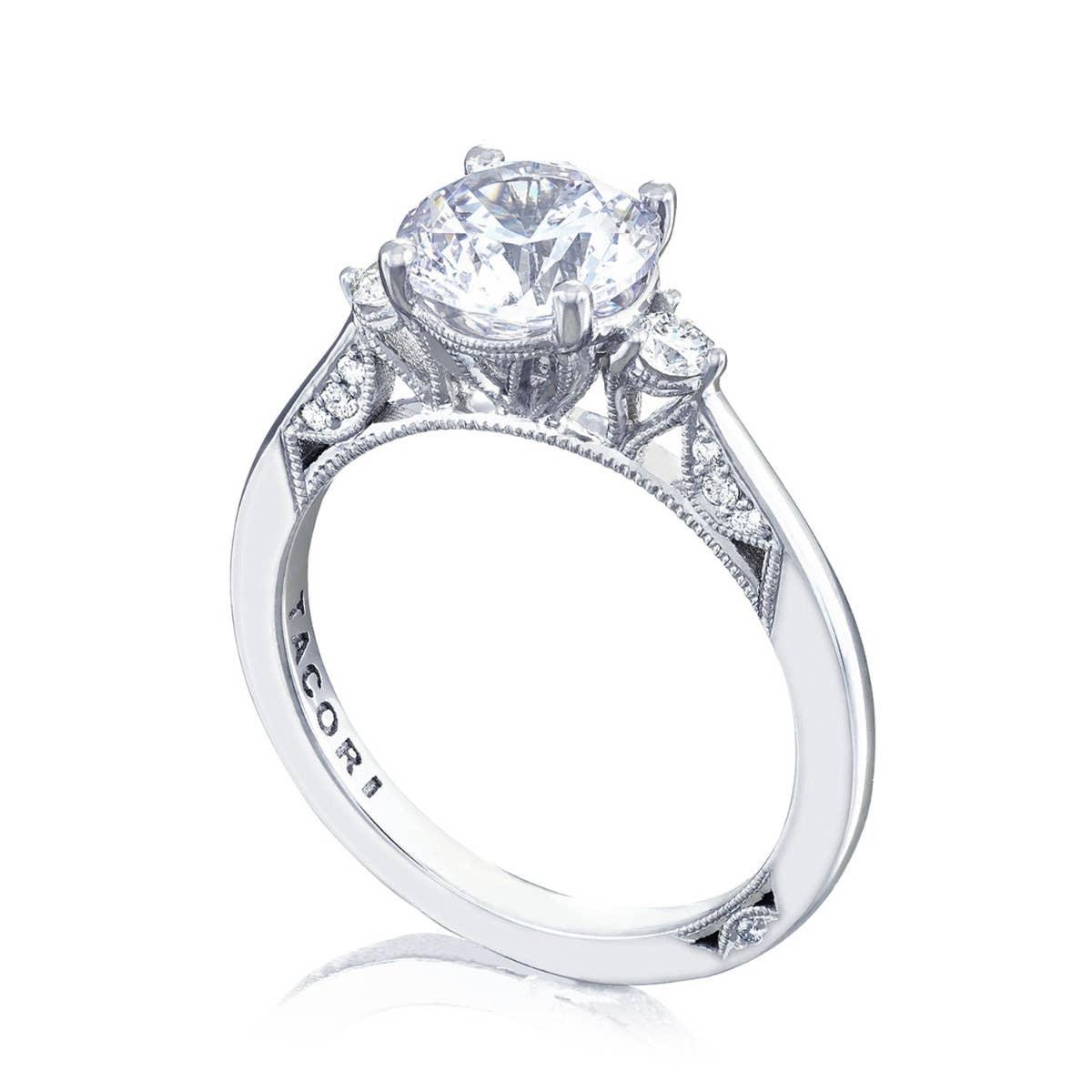 Tacori Engagement Rings - 2656rd