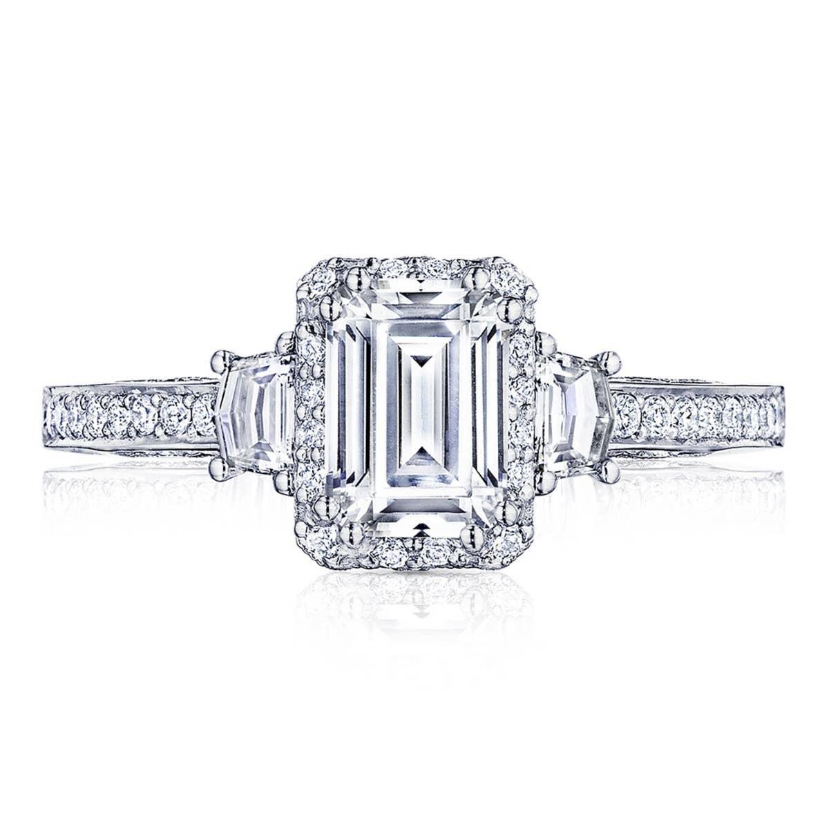 Tacori Engagement Rings - 2662ec