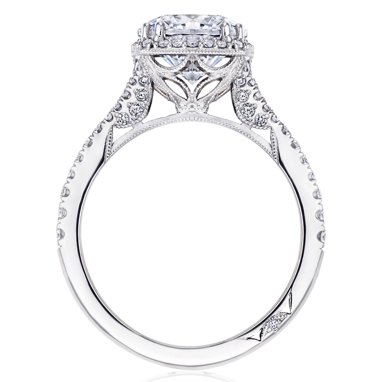 Tacori Engagement Rings - 2672CU8