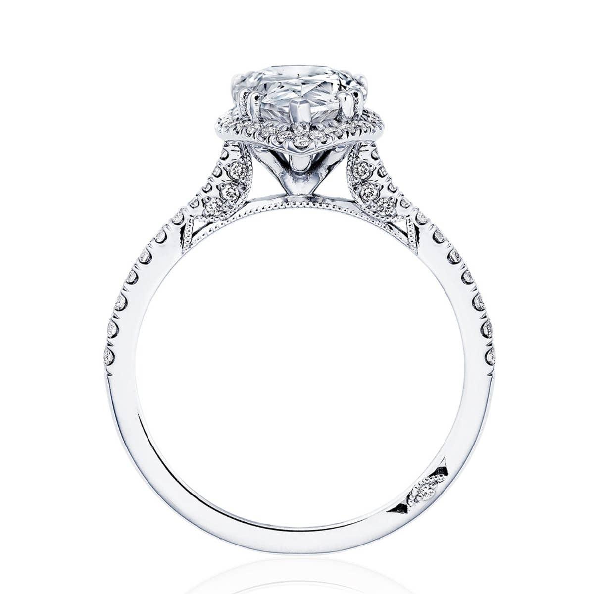 Tacori Engagement Ring 2677PS