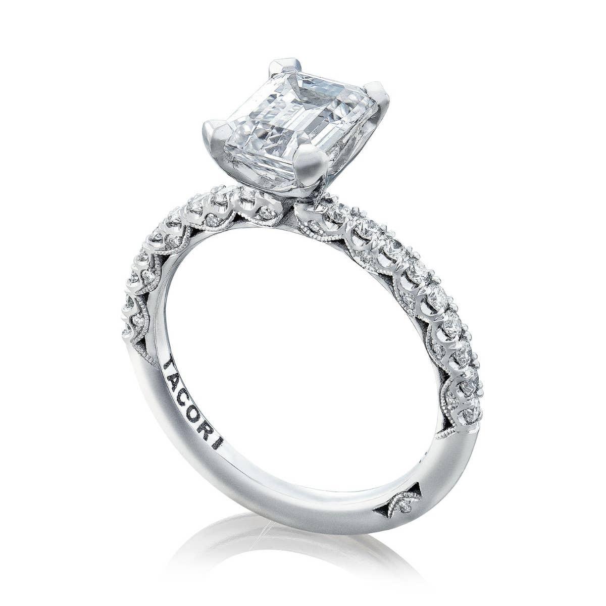 Tacori Engagement Rings - ht2545ec