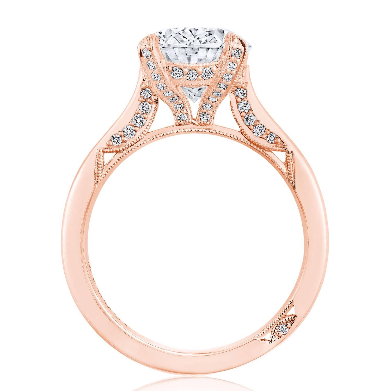 Tacori Engagement Ring - ht2625ov11x9pk