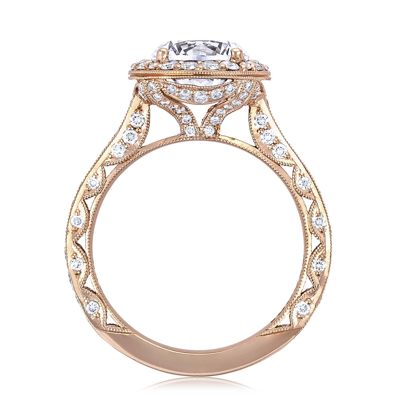 Tacori Engagement Rings - HT2650RD8PK