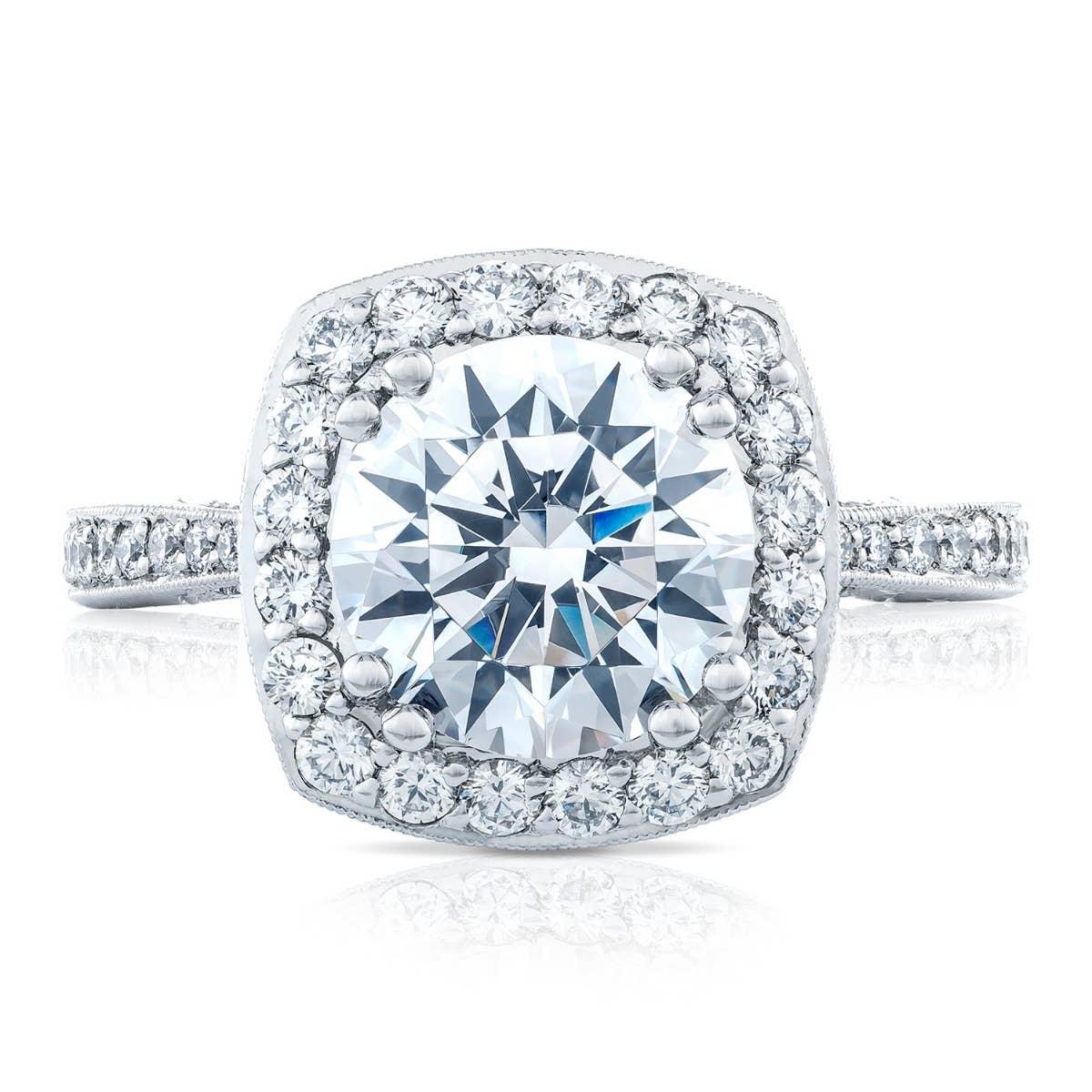 Tacori Engagement Rings - HT2652CU8
