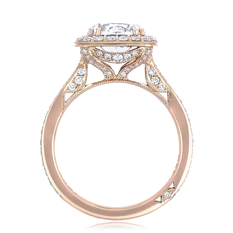 Tacori Engagement Rings - HT2652CU8PK