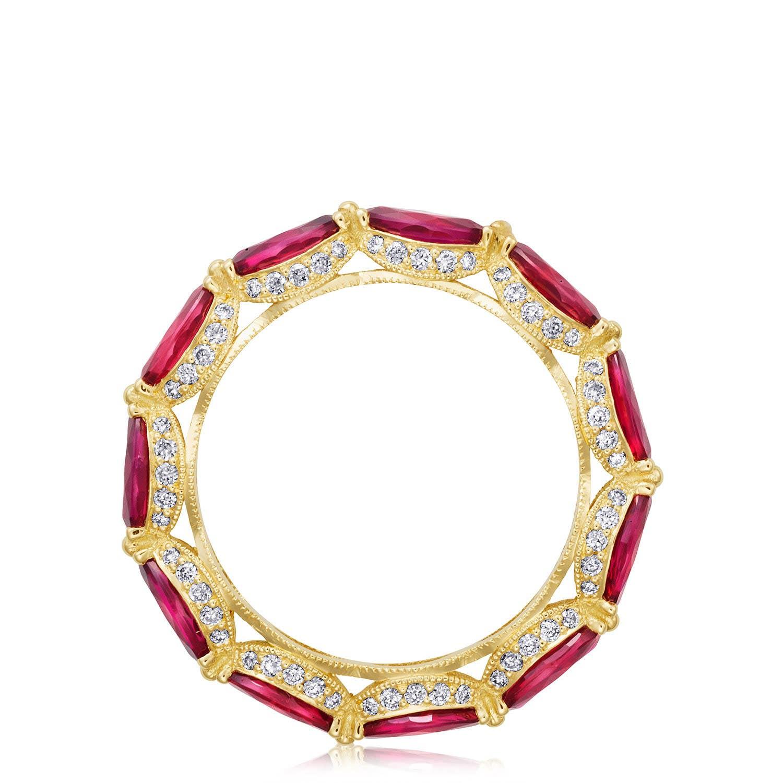 Tacori Engagement Rings -HT2661YR