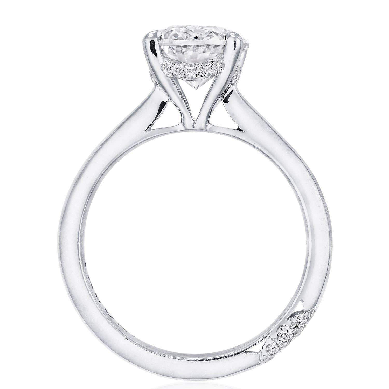 Tacori RoyalT Engagement Ring HT2671RD95