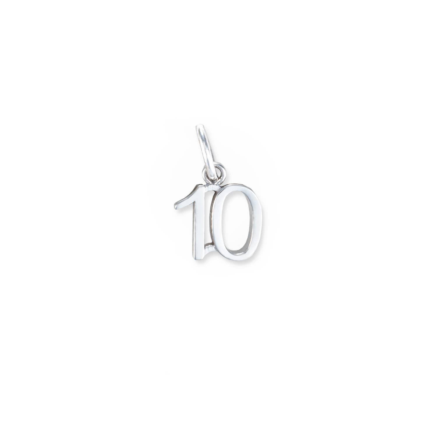 Susan G Komen Shining Strength Charm available in sterling silver by Tacori