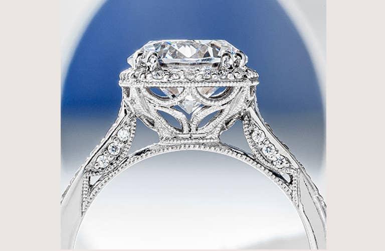 Dantela Engagement Ring