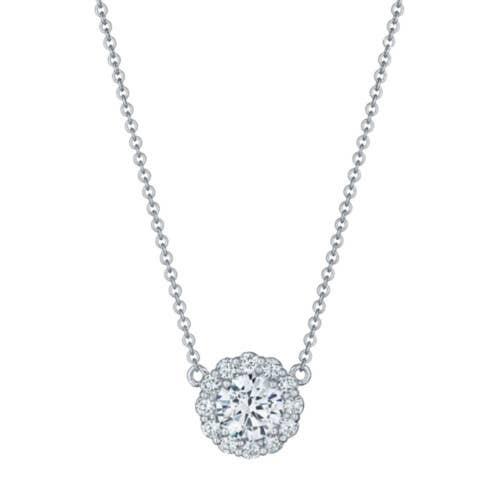 Full Bloom Diamond Necklace