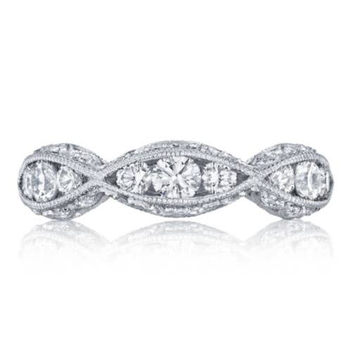 Tacori Wedding Bands - 2644