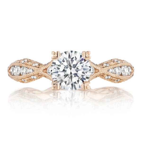 Tacori Engagement Rings - 2578RD6512PK