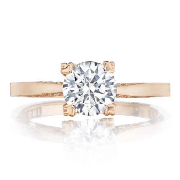 Tacori Engagement Rings - 2584RD65PK