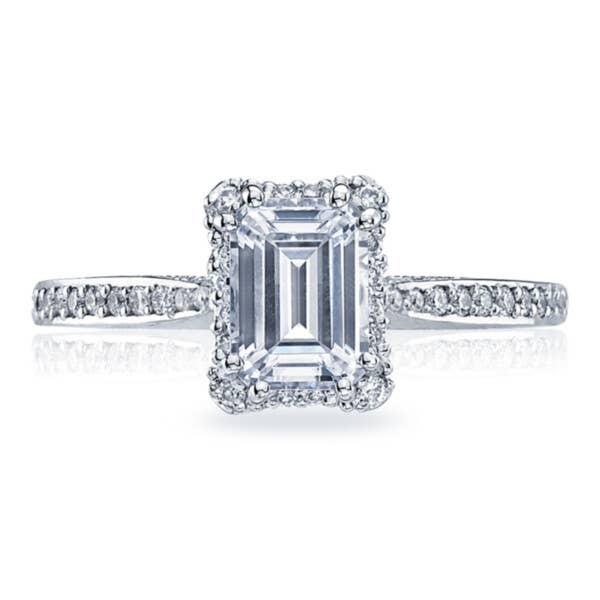 Tacori Engagement Rings - 2620ECSMP