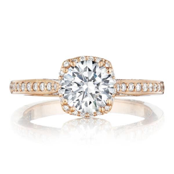 Tacori Engagement Rings - 2620RDSMPPK