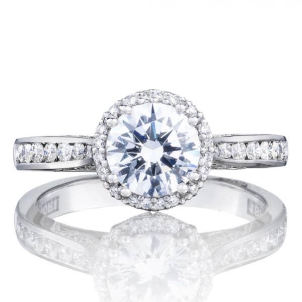 Tacori Engagement Rings - 2646-25RDR