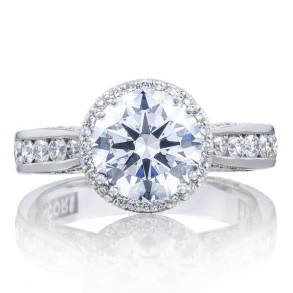 Tacori Engagement Rings - 2646-35RDR