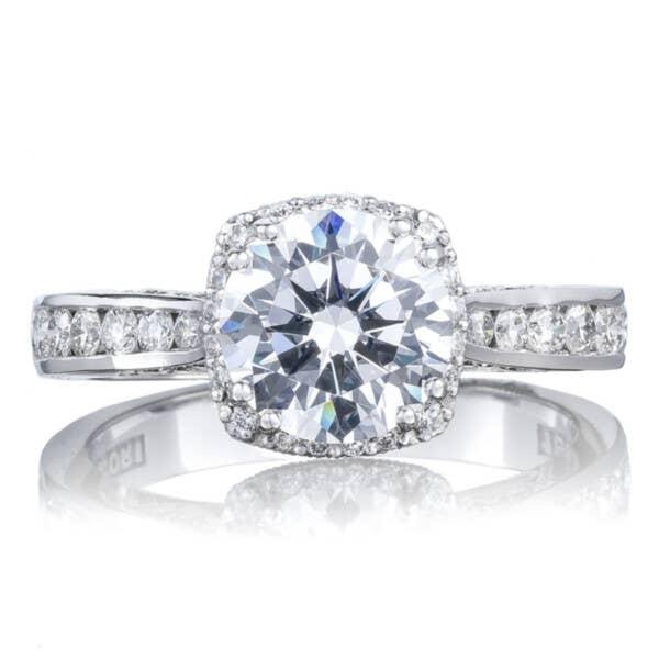 Tacori Engagement Rings - 2646-3RDC