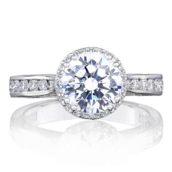Tacori Engagement Rings - 2646-3RDR