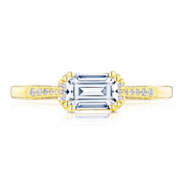 Tacori Engagement Rings - 2655EC65X45Y