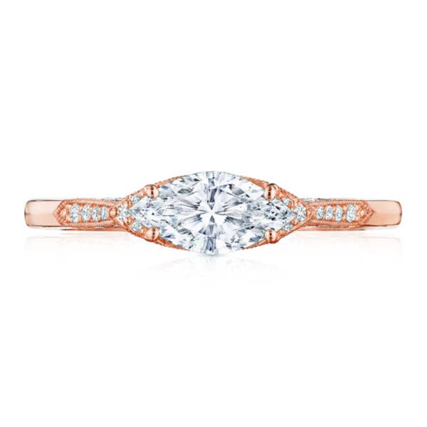 Tacori Engagement Rings - 2655MQ9X45PK