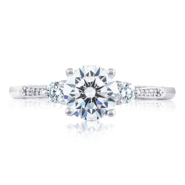 Tacori Engagement Rings - 2657RD65
