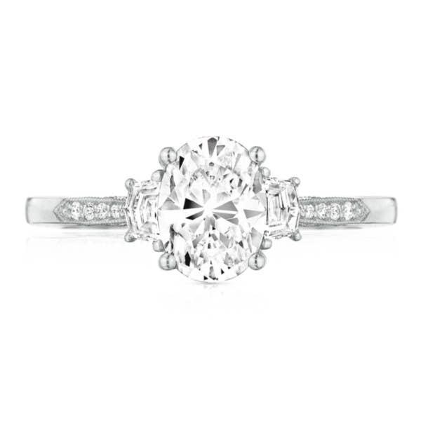 Tacori Engagement Rings - 2659OV