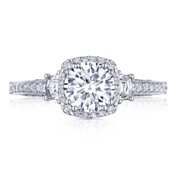 Tacori Engagement Rings - 2662CU
