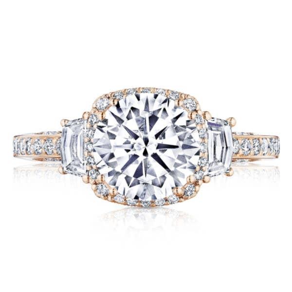 Tacori Engagement Rings - 2663CU8PK