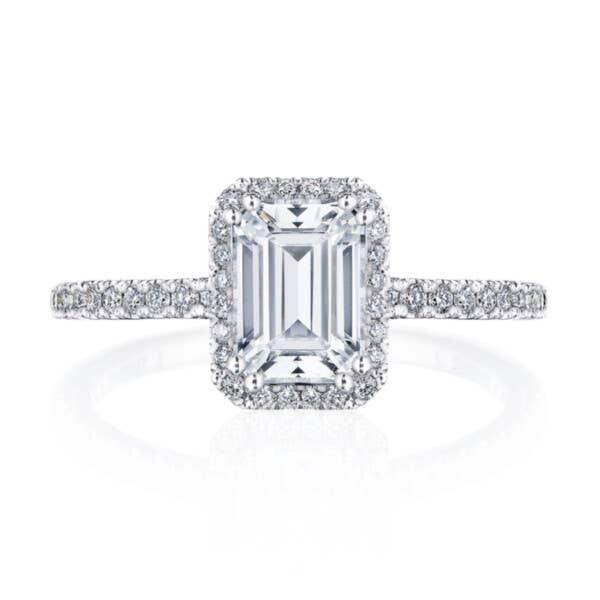 Simply Tacori Engagement Ring 267615EC75X55