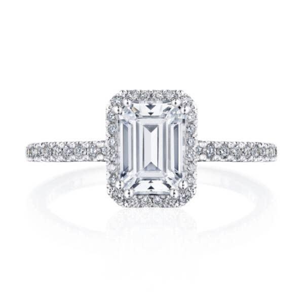 Simply Tacori Engagement Ring 267615EC