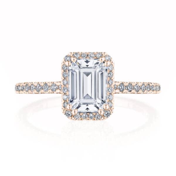 Simply Tacori Engagement Ring 267615EC75X55P