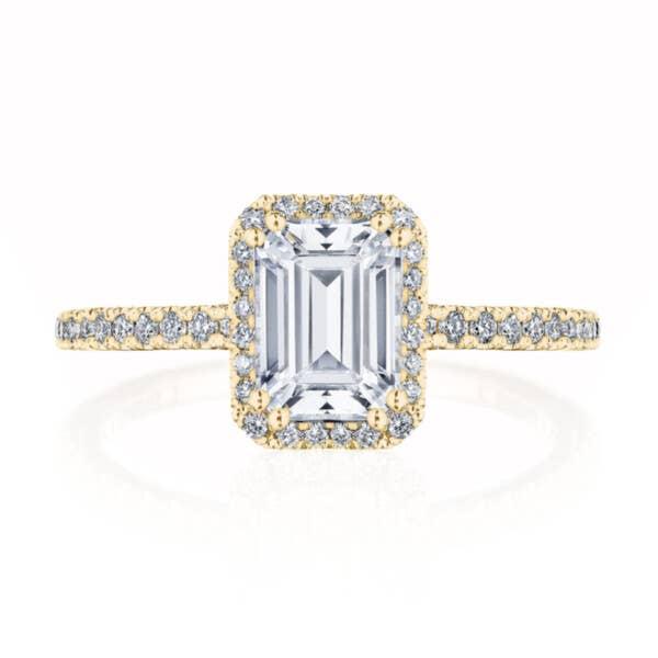 Simply Tacori Engagement Ring 267615EC75X55Y