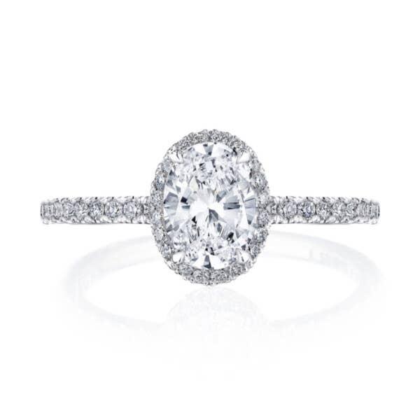 Simply Tacori Engagement Ring 267615OV