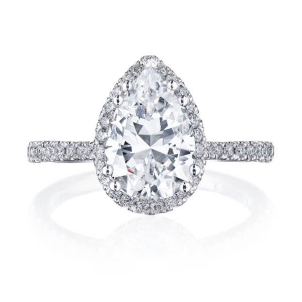 Simply Tacori Engagement Ring 267615PS