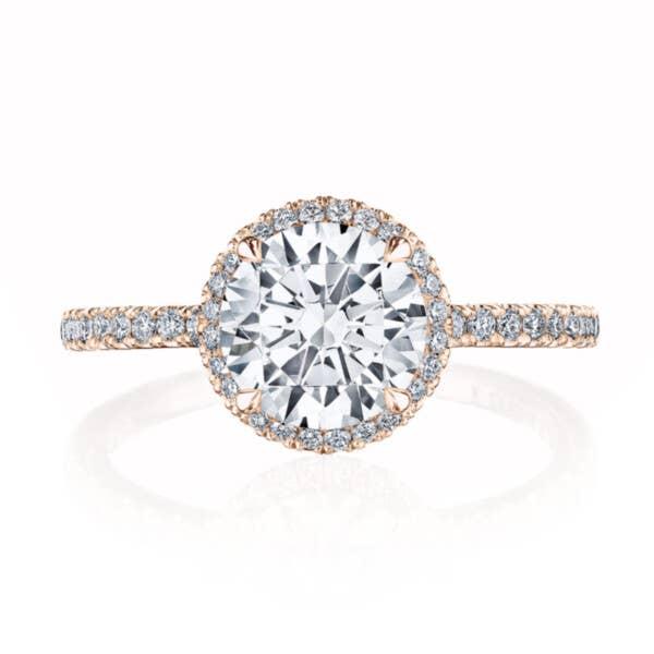 Simply Tacori Engagement Ring 267615RD75PK