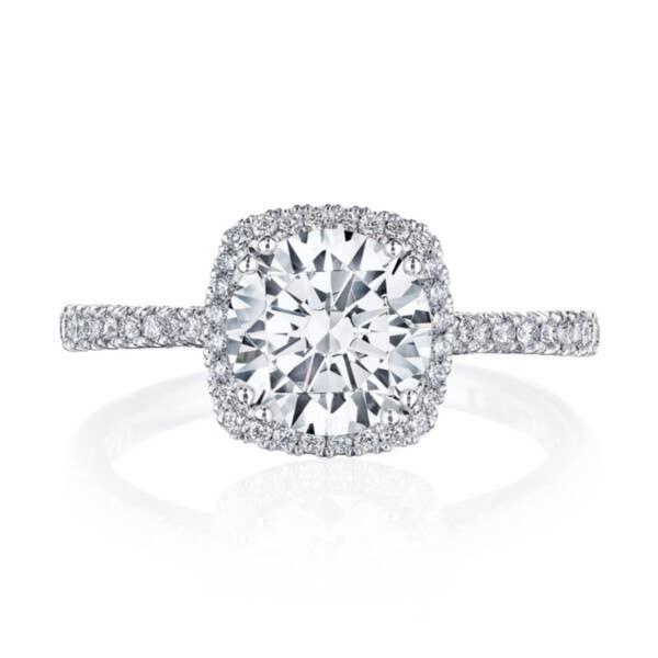 Tacori Engagement Ring 2677CU