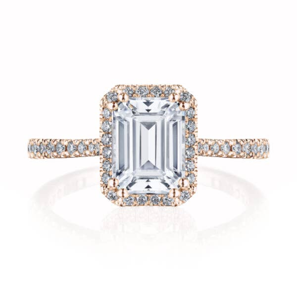 Tacori Engagement Ring 2677EC85X6PK
