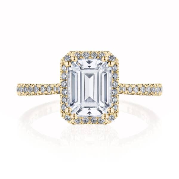 Tacori Engagement Ring 2677EC85X6Y
