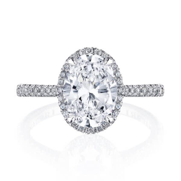 Tacori Engagement Ring 2677OV