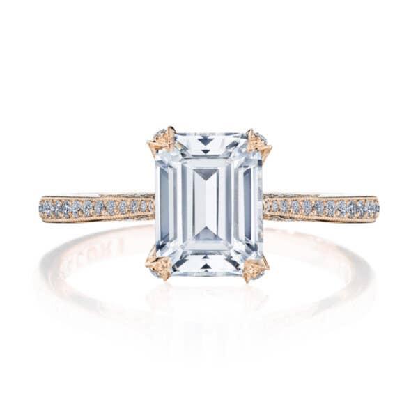 Tacori Engagement Ring 2679EC8X6PK