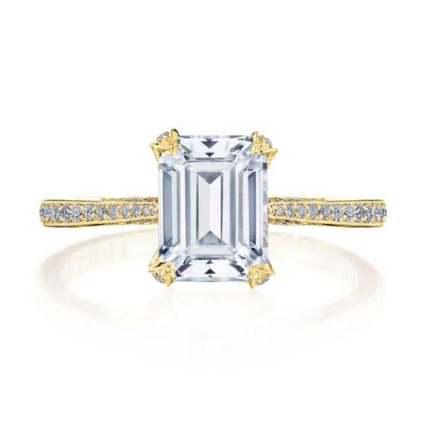Tacori Engagement Ring 2679EC8X6Y