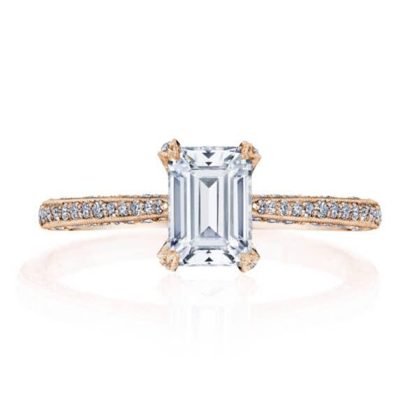 Tacori Engagement Ring 2680EC65X45PK
