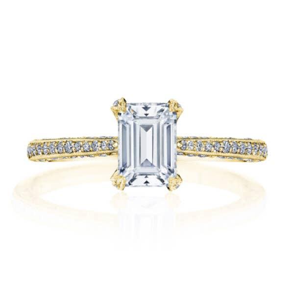 Tacori Engagement Ring 2680EC65X45Y