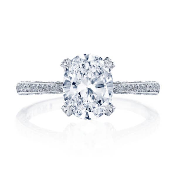 Tacori Engagement Ring 2680OV