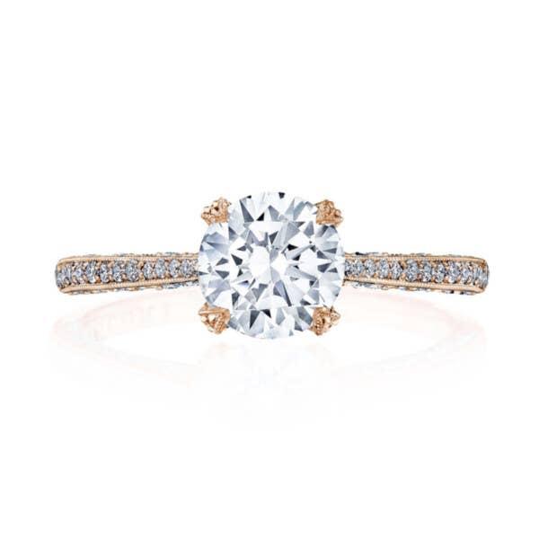 Tacori Engagement Ring 2680RD65PK