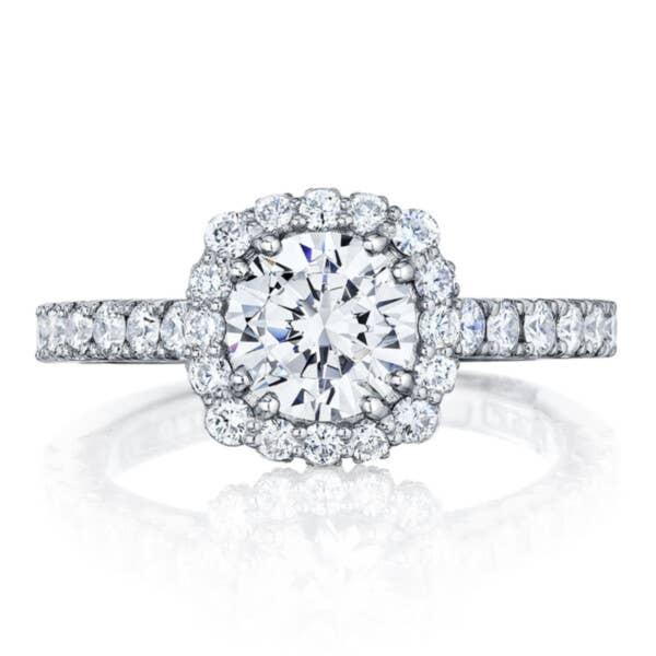Tacori Engagement Rings - 37-2CU