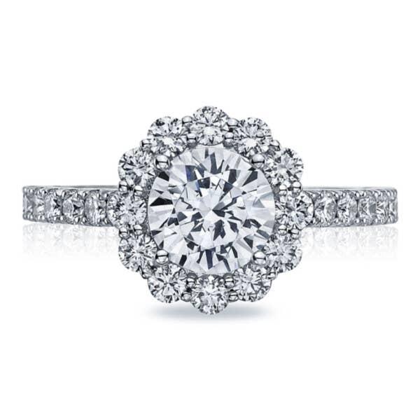 Tacori Engagement Rings - 37-2RD